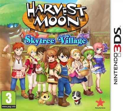 Harvest Moon - Skytree Village