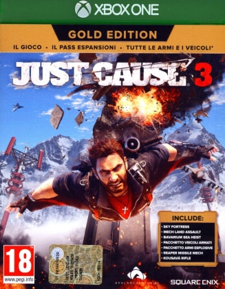 Just Cause 3 (Gold Édition)