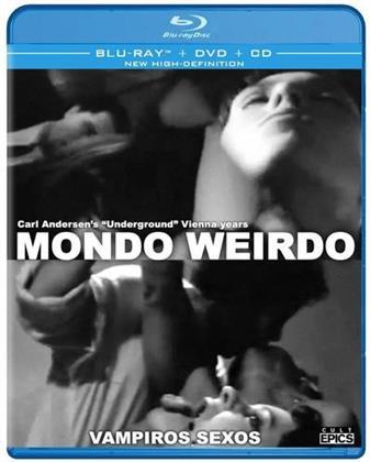 Mondo Weirdo / Vampiros Sexos (Blu-ray + DVD + CD)