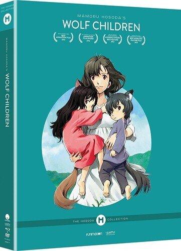 Wolf Children (2012) (Collector's Edition, 2 Blu-rays + DVD)