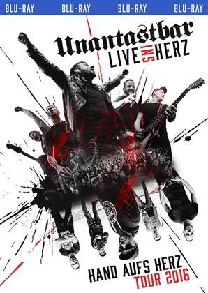 Unantastbar - Live ins Herz - Tour 2016