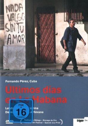 Últimos días en La Habana - Letzte Tage in Havanna (2016)