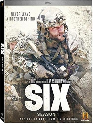 Six - Season 1 (History Channel, 2 DVD)