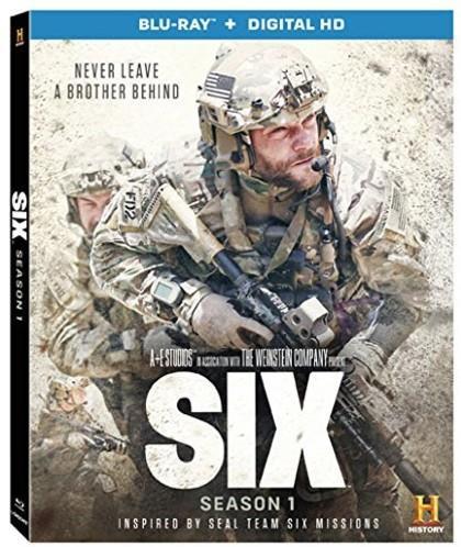 Six - Season 1 (History Channel, 2 Blu-rays)