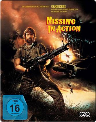 Missing in Action (1984) (FuturePak, Lenticular, Limited Edition, Uncut)