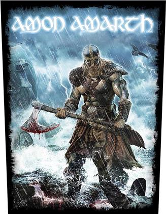 Amon Amarth - Jomsviking (Backpatch)