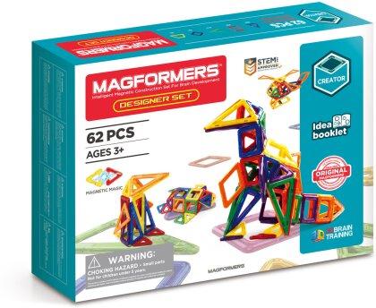 Magformers Designer Set [62 teilig]