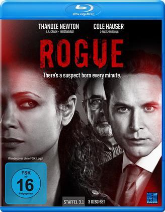 Rogue - Staffel 3.1 (3 Blu-rays)