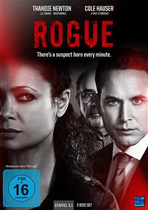 Rogue - Staffel 3.1 (3 DVDs)