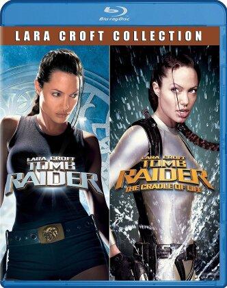 Lara Croft: Tomb Raider / Lara Croft Tomb Raider: The Cradle Of Life (Lara Croft Collection, 2 Blu-rays)