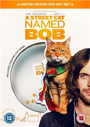 A Street Cat named Bob - (DVD + Cat Bowl) (2016) (Gift Set)