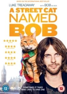 A Street Cat named Bob (2016)