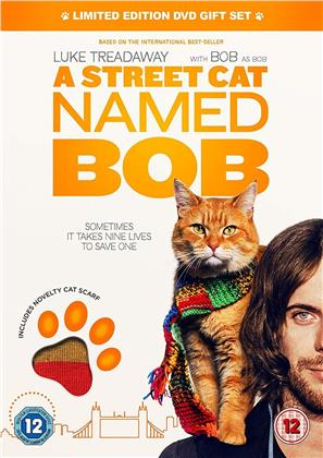 A Street Cat named Bob - (DVD + Cat Scarf) (2016) (Edizione Limitata)