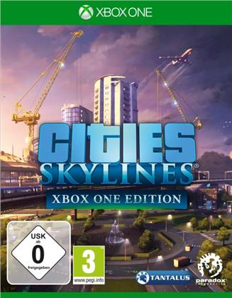 Cities Skylines (XBox One Edition)