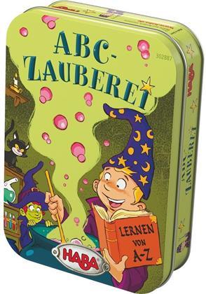 ABC-Zauberei - Für 1-4 Spieler. Spieldauer: 10 Min.