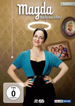 Magda macht das schon - Staffel 1 (2 DVDs)