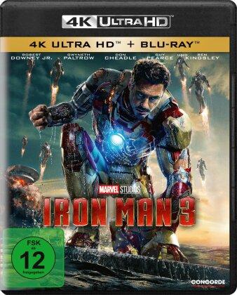 Iron Man 3 (2013) (4K Ultra HD + Blu-ray)