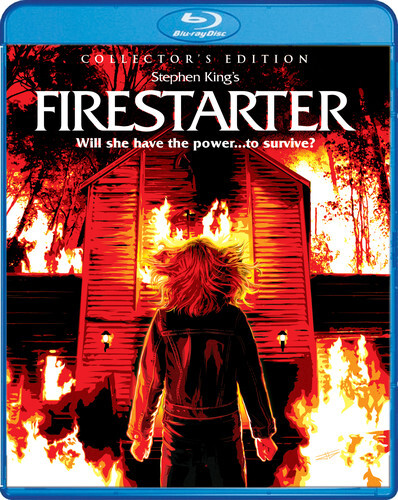 Firestarter (1984) (Collector's Edition)