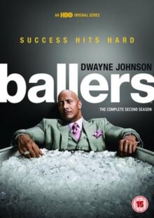 Ballers - Season 2 (2 DVDs)