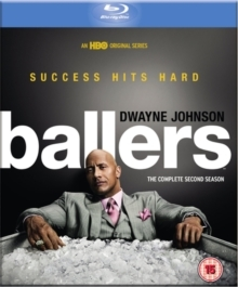 Ballers - Season 2 (2 Blu-rays)
