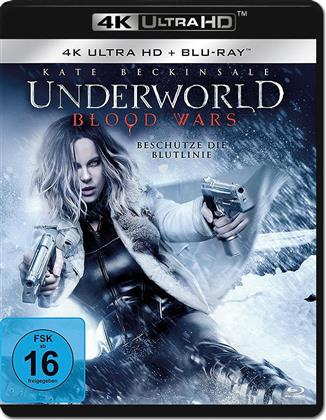 Underworld 5 - Blood Wars (2016) (4K Ultra HD + Blu-ray)