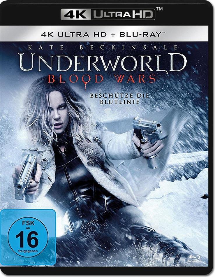 Underworld 5 - Blood Wars (2016) (4K Ultra HD + Blu-ray)