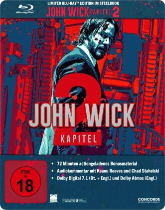 John Wick: Kapitel 2 (2017) (Limited Steelbook)