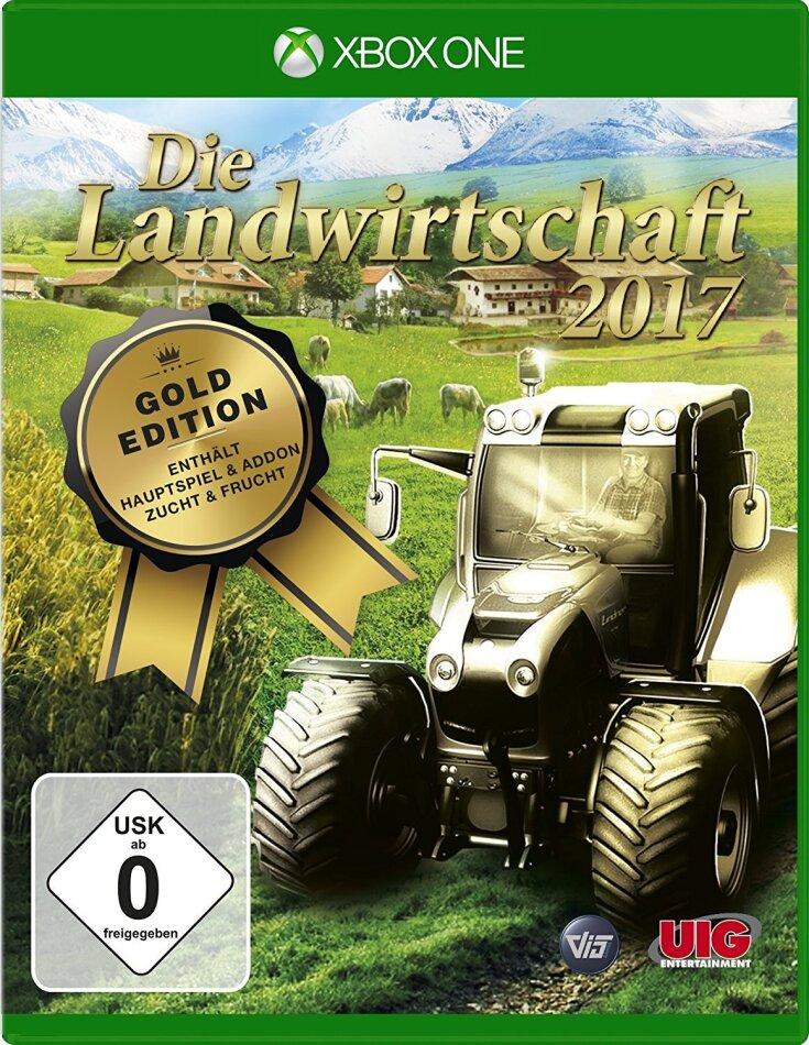 Die Landwirtschaft 2017 (Gold Édition)