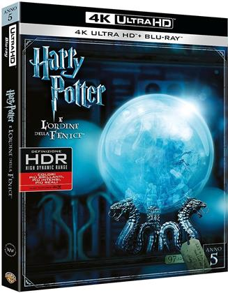 Harry Potter e l'ordine della Fenice (2007) (4K Ultra HD + Blu-ray)