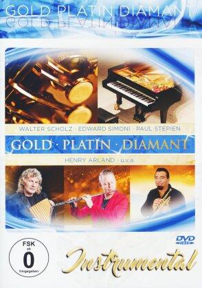 Various Artists - Gold / Platin / Diamant - Instrumental