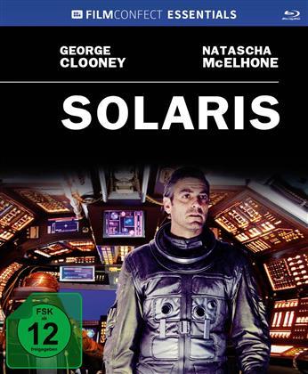 Solaris (2002) (Filmconfect Essentials, Mediabook, Blu-ray + DVD)
