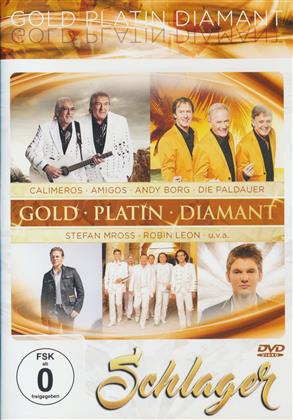 Various Artists - Gold / Platin / Diamant - Schlager