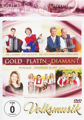 Various Artists - Gold / Platin / Diamant - Volksmusik