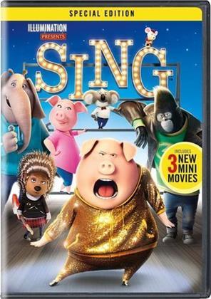 Sing (2016) - Sing (2016) / (Spec Slip Snap) (2016) (Special Edition)
