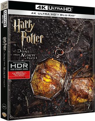 Harry Potter e i doni della morte - Parte 1 (2010) (4K Ultra HD + Blu-ray)