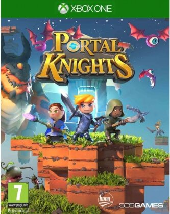 Portal Knights - (German Version)