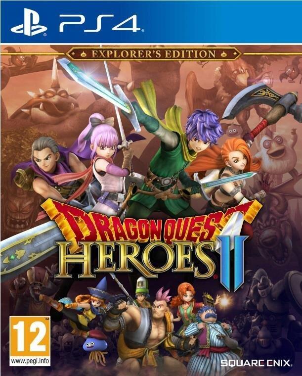 Dragon Quest Heroes 2 (Explorer's Edition)