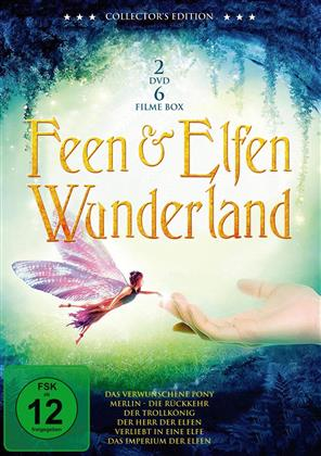 Feen & Elfen Wunderland (Édition Collector, 2 DVD)