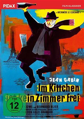 Im Kittchen ist kein Zimmer frei (1959) (Pidax Film-Klassiker, s/w)