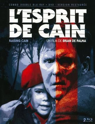 L'esprit de Caïn (1992) (Director's Cut, Restaurierte Fassung, 2 Blu-rays + DVD)