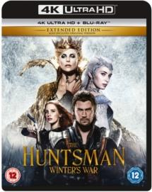 The Huntsman - Winter's War (2016) (4K Ultra HD + Blu-ray)