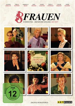 8 Frauen (2002) (Arthaus, Digital Remastered)
