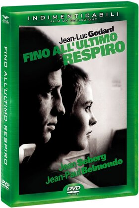 Fino all'ultimo respiro - (DVD + Calendario 2021) (1960) (s/w)