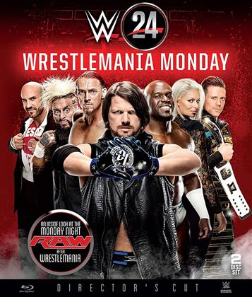 WWE: Wrestlemania 24 - Wrestlemania Monday (Director's Cut, 2 Blu-ray)