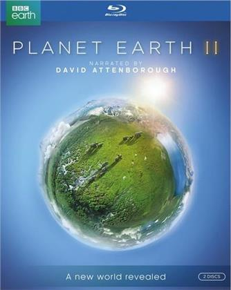 Planet Earth II (2016) (BBC Earth, 2 Blu-rays)
