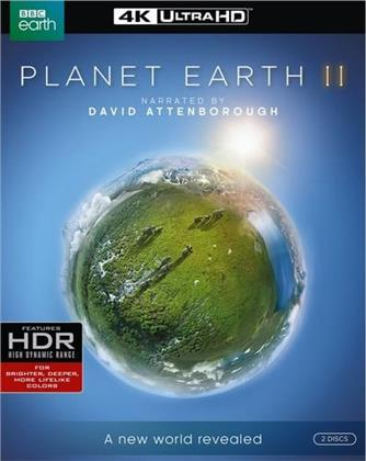 Planet Earth II (2016) (BBC Earth, 4K Ultra HD + Blu-ray)