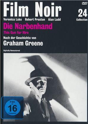 Die Narbenhand (1942) (Film Noir Collection, s/w, Digibook)