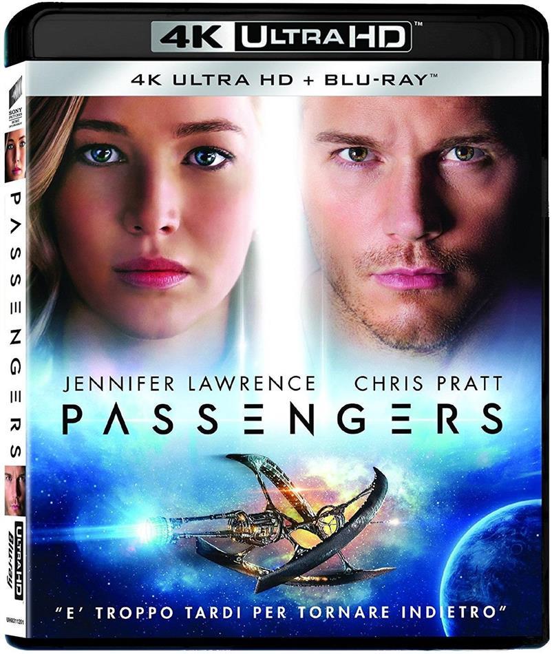 Passengers (2016) (4K Ultra HD + Blu-ray)