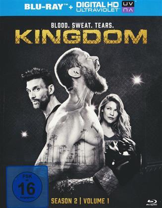 Kingdom - Staffel 2 - Vol. 1 (3 Blu-rays)