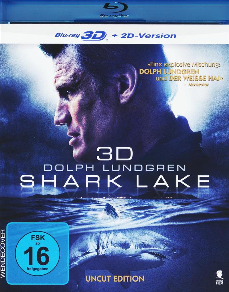 Shark Lake (2015) (Uncut)